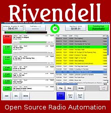 Rivendell Radio Automation System